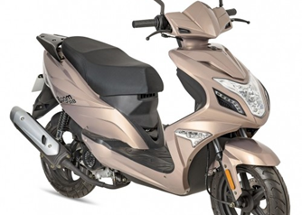AGM R8 4 takt scooter Euro 5