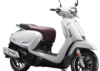 Kymco New Like 25i - 45i km Euro 4